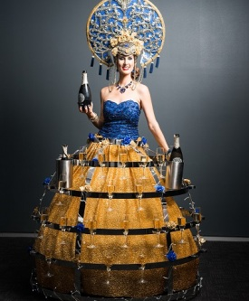 Champagne Canape Host Esses Sacred Circus